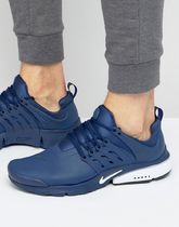 Nike Air Presto Utility Trainers In Blue 862749-400