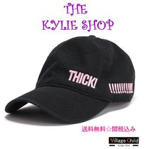 KYLIE COSMETICS(カイリーコスメティクス) キャップ KYLIE COSMETICS〓THICK! DAD HAT キャップ☆送関込み