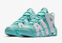 大人もOK 限定色 Air More Uptempo Island Green
