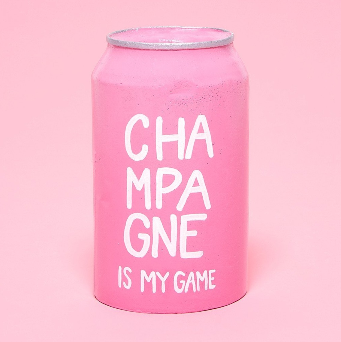 LA発☆Ban.do☆新作☆プラントホルダーCHAMPAGNE IS MY GAME CAN