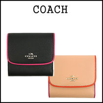 【即発★3-5日着】COACH★Multi EdgePaint Small Wallet★F11824