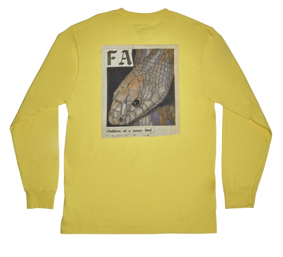 【Fucking Awesome】☆17SS☆Children Of A Lesser God L/S