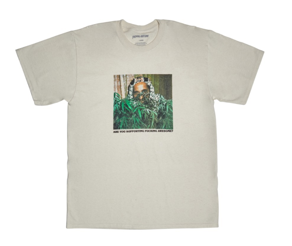 【Fucking Awesome】☆17SS☆国内完売品☆Support Tee
