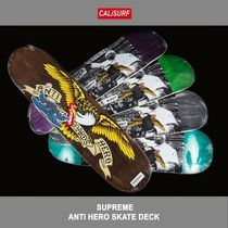 新作!SUPREME ANTI HERO SKATE DECK ランダム発送!