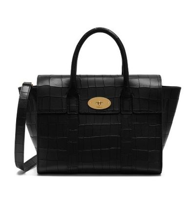 Mulberry ショルダーバッグ・ポシェット ★ 鱗のようなエンボスカット ☆   2WAYバッグ   〜 Mulberry 〜(2)