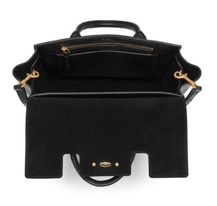 Mulberry ショルダーバッグ・ポシェット ★ 鱗のようなエンボスカット ☆   2WAYバッグ   〜 Mulberry 〜(5)