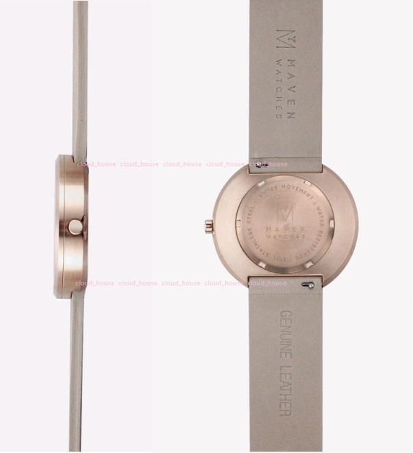送料税込【Maven Watches】Cosmopolitan☆40mm(2色)国内発送