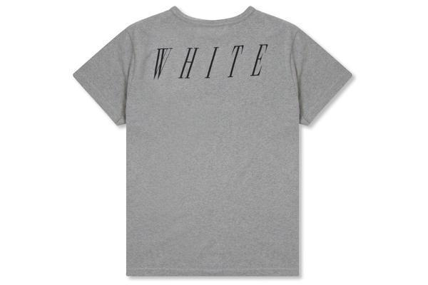 17-18AW入手困難☆「off-white」NEBRASKA T-SHIRT