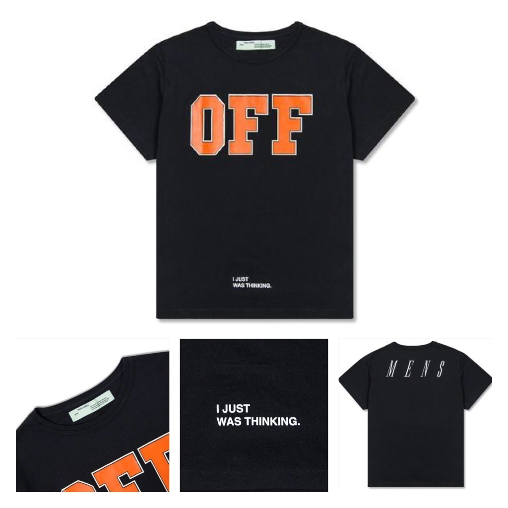 17-18AW入手困難☆「off-white」OFF T-SHIRT