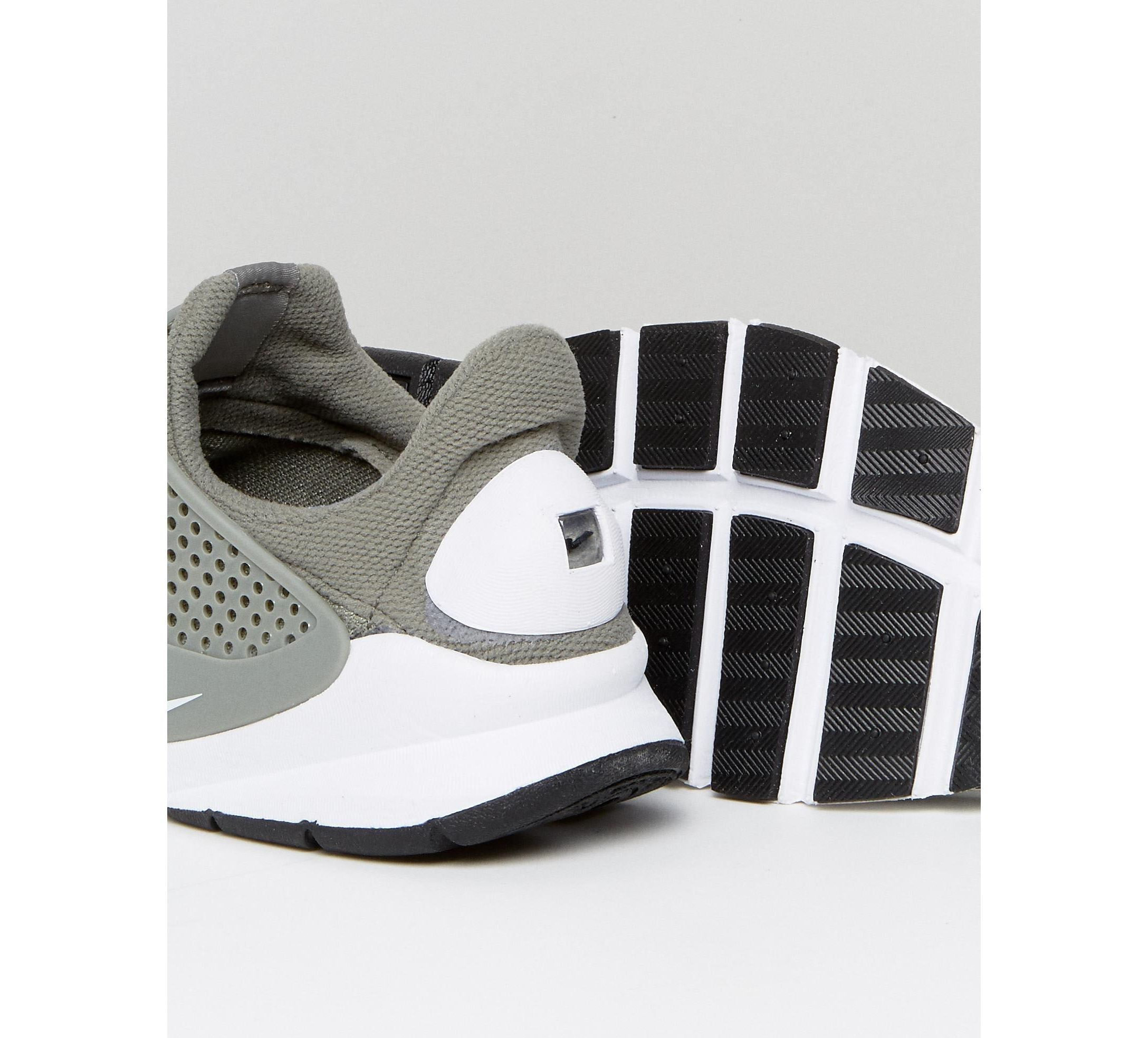 送料無料Nike Sock Dart Essential スニーカー In Khaki