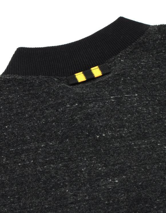【KNYEW】☆17SS新作☆入手困難☆TERRY MOCKNECK QUARTER ZIP