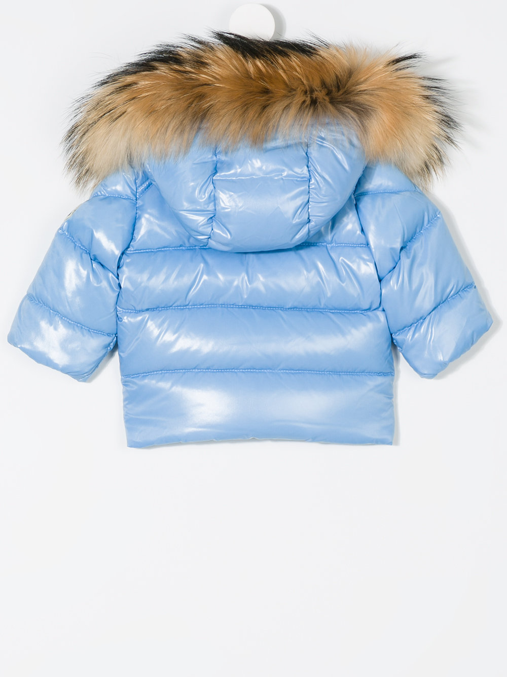 TOPセラー賞受賞!17AW┃MONCLER★0-36か月_JACKET_ライトブルー