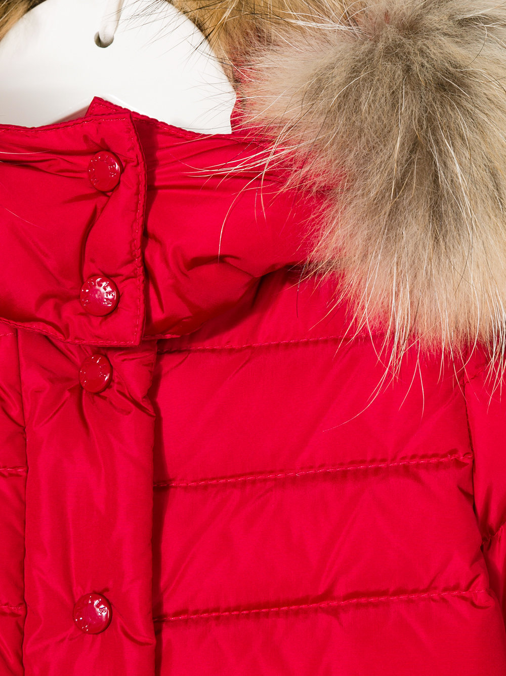 TOPセラー賞受賞!17AW┃MONCLER★0-36か月_JACKET_レッド