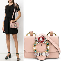 MM297 'MIULADY' SHOULDER BAG