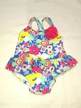 GYMBORee*SWIM WEAR(Flower/BL)