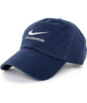 【人気商品!】Nike: SB Navy Dad Hat