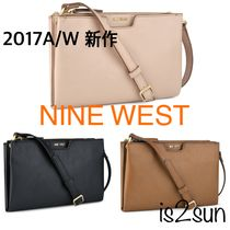 ★海外限定★2017AW 新作 NINE WEST/Natelle Crossbody 3色展開