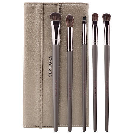 Sephora☆限定(Eyes: Uncomplicated Brush Set)