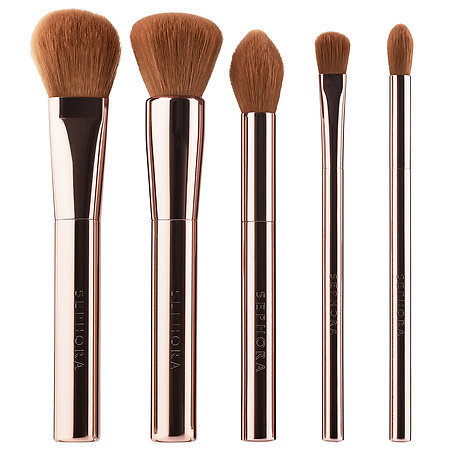Sephora☆限定(SEPHORA COLLECTION Mind Your Metals Brush)