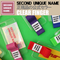 【NEW】「SECOND UNIQUE NAME」 CLEAR FINGER EDITION 正規品
