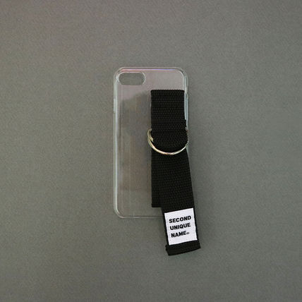 SECOND UNIQUE NAME iPhone・スマホケース 【NEW】「SECOND UNIQUE NAME」 CLEAR CARD EDITION 正規品(6)