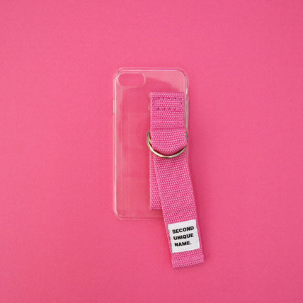 SECOND UNIQUE NAME iPhone・スマホケース 【NEW】「SECOND UNIQUE NAME」 CLEAR CARD EDITION 正規品(8)