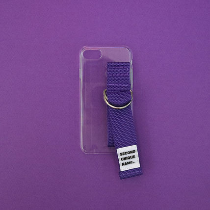 SECOND UNIQUE NAME iPhone・スマホケース 【NEW】「SECOND UNIQUE NAME」 CLEAR CARD EDITION 正規品(9)