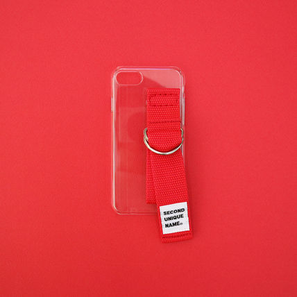 SECOND UNIQUE NAME iPhone・スマホケース 【NEW】「SECOND UNIQUE NAME」 CLEAR CARD EDITION 正規品(10)