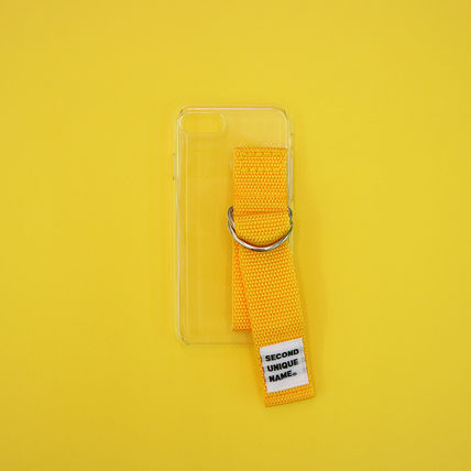 SECOND UNIQUE NAME iPhone・スマホケース 【NEW】「SECOND UNIQUE NAME」 CLEAR CARD EDITION 正規品(11)