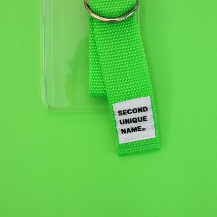 SECOND UNIQUE NAME iPhone・スマホケース 【NEW】「SECOND UNIQUE NAME」 CLEAR CARD EDITION 正規品(15)