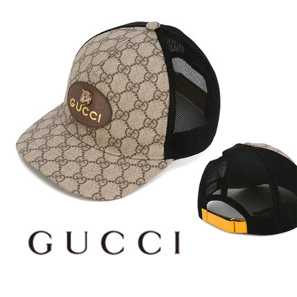 17SS☆GUCCI☆キャップ