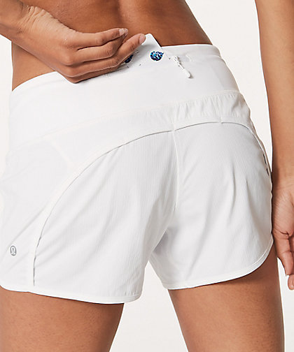 lululemon☆Run Times Short ショートパンツ white