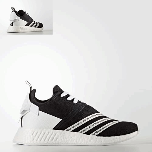 adidas正規品/超特急EMS/UNISEX ORIGINALS WM NMD R2 Prime knit