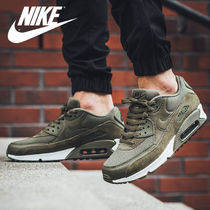 日本未発売☆Nike ナイキ Air Max 90 90 ESSENTIAL Medium Olive