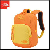 (ザノースフェイス) KIDS CAMPING PACK ORANGE NJM2DH15