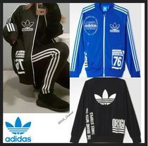 ★関税込/安全発送★Adidas Originals★ LOGO TRACK TOP 2色