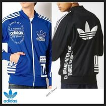 ☆関税込/安全発送☆Adidas Originals★ LOGO TRACK TOP 2色
