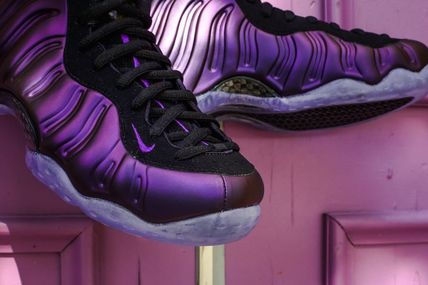 Nike スニーカー 新即完売必至!エア フォームポジット☆NIKE AIR FOAMPOSITE ONE(13)