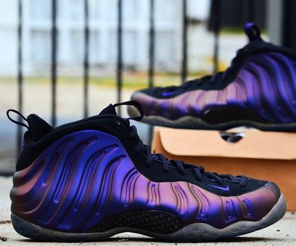 Nike スニーカー 新即完売必至!エア フォームポジット☆NIKE AIR FOAMPOSITE ONE(14)