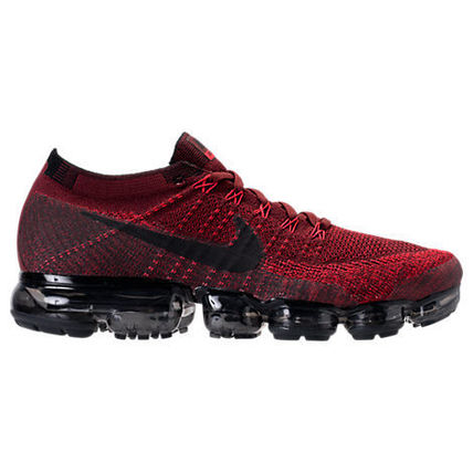 Nike スニーカー Men's Nike Air VaporMax Flyknit  Dark Team Red/Black(2)