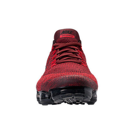 Nike スニーカー Men's Nike Air VaporMax Flyknit  Dark Team Red/Black(3)