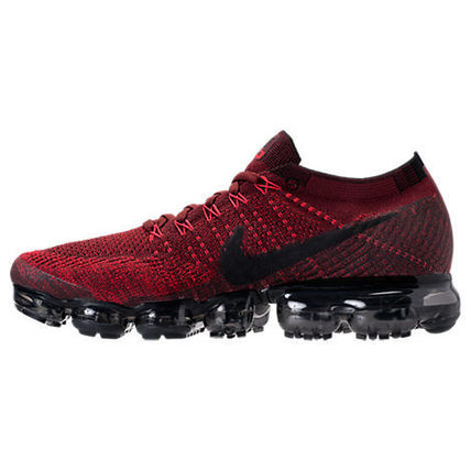 Nike スニーカー Men's Nike Air VaporMax Flyknit  Dark Team Red/Black(4)