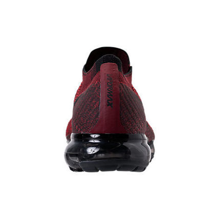Nike スニーカー Men's Nike Air VaporMax Flyknit  Dark Team Red/Black(5)
