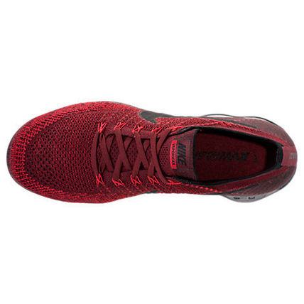 Nike スニーカー Men's Nike Air VaporMax Flyknit  Dark Team Red/Black(7)