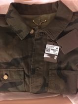 Supreme / Louis Vuitton Camo Denim Barn Jacket