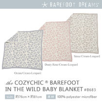 Barefoot Dreams  In The Wild Baby Blanket ベビーブランケット