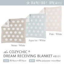 Barefoot Dreams CozyChic dream receiving blanket 出産祝い