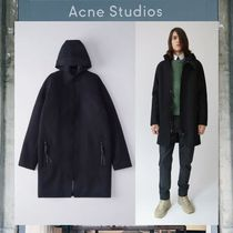 【17AW NEW】 Acne Studios_men / Milton / ローエッジコート