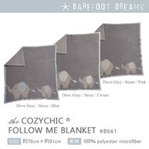 Barefoot Dreams CozyChic Follow Me Blanket  出産祝い