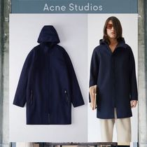 【17AW NEW】 Acne Studios_men / Milton /ローエッジコート